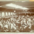 Dental School Students in the Lab