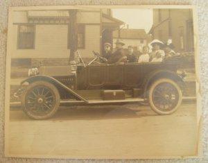 Oakland Automobile, c1915
