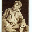 Sarony CDV of Joseph Jefferson