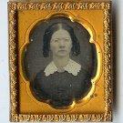 Bespeckled Woman Sixteenth Plate