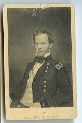 Major General Sherman