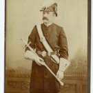 Knights of Templer Cabinet Card