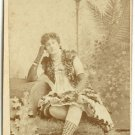 Lady of Burlesque CDV