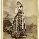 Alice Kemp Cabinet Card