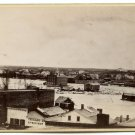 Flooded City Disaster Cabinet Card