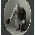 Immigrant Cabinet Card