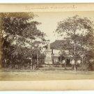 Aquinaldo's Monument Philippines Albumen