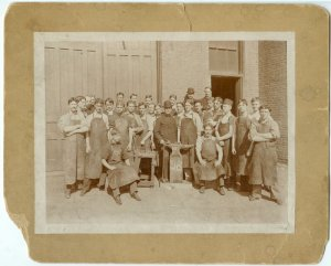 Blacksmith Apprentices