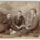 Card Players Cabinet Card