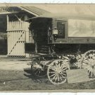 Hearse and Baggage Carriage