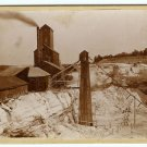 Gravel Pits Oversize Cabinet Card