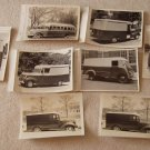 Eight Truck, Bus & Van Photographs