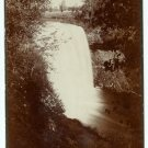 Minnihaha Falls Cabinet Card