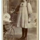 Doll and Buggy CDV