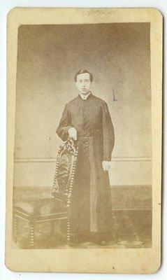 Priest CDV
