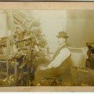 Newspaper Linotypist
