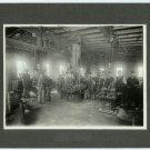 Machinists in a Machine Shop
