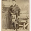 Scotsman in Full Costume