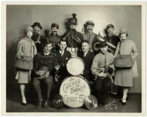 Chicken Dinner Parade Band