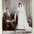 Wedding - Bride & Groom Cabinet Cards