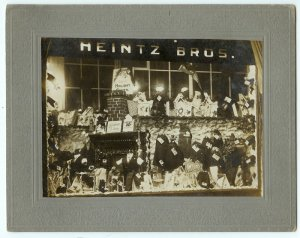 Heintz Brother's Display