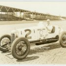 Indy 500 Silver Photograph