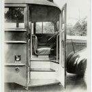 Bus Interior Silver Photogaphs