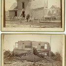Jamestown Cyclone - Four Views