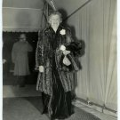 Edith Nourse Rogers Silver Photograph