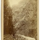 Royal Gorge Cabinet Card