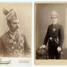 Lodge and Fraternal Cabinet Cards