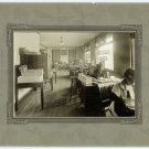 Reeves Coal Company Office Silver Photograph