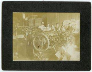 Printing Press and Printers
