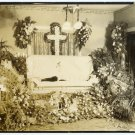Funeral Silver Photograph