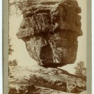 Garden of the Gods Oversize Cabinet Card by Hook