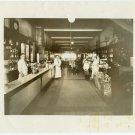Ice Cream Parlor Silver Photograph