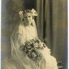 Bridal - Wedding Day Silver Photograph