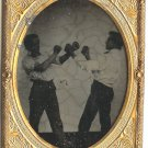 Quarter Plate Ambrotype Boxers