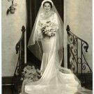 Bridal Silver Photograph