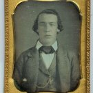 Outstanding Quarter Plate Daguerreotype