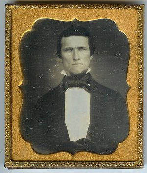 Daguerreotype of a Young Man