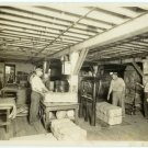 Packing and Shipping Room Silver Photograph