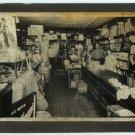 General Store Interior Silver Photograph
