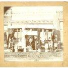 General Store Albumen Photograph