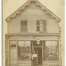 431 Pearl Avenue Cabinet Card
