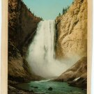 Lower Falls of The Yellowstone by Jackson