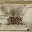 Spanish American Soldiers at Santo Domingo