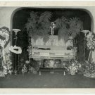 Funeral Parlor Silver Photograph