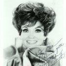 Autographed Ann Blyth Silver Photograph