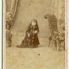 Little Person CDV by Eisenmann